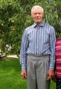 Микола Дмитрович Моргуненко, 73-річний син рідного брата Ф. Х., мешкає у штаті Вашингтон, США
