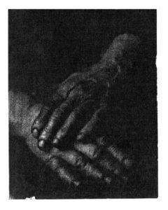 Руки Настуні Шумейки