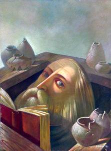 Портрет Івана Марчука