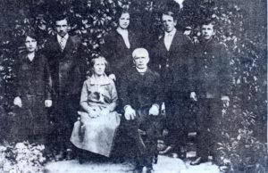 Родина о. Володимира Антоновича