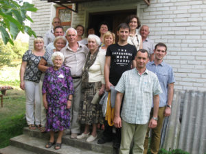 фото з зібрання родини Шваків в с. Тростянець Бережанського району.