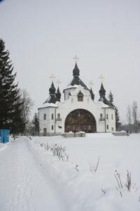 Свято-Георгієвська церква  (зведена у 1910 – 1914 роках).