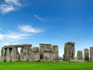 Включений в список Всесвітньої спадщини ЮНЕСКО Стоунхендж.