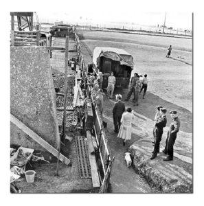 Реконструкція »Стоунхенджу 1958-1964 роки.