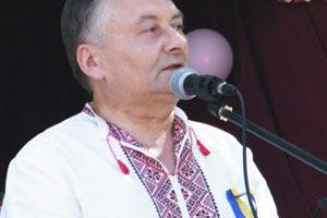 співає Віктор Мазаний