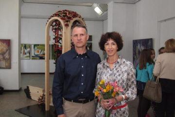 Тетяна та Михайло Витягловські