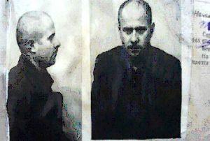 Антон Олійник (11.02.1926-06.02.1967) Перед розстрілом. 1967 р.