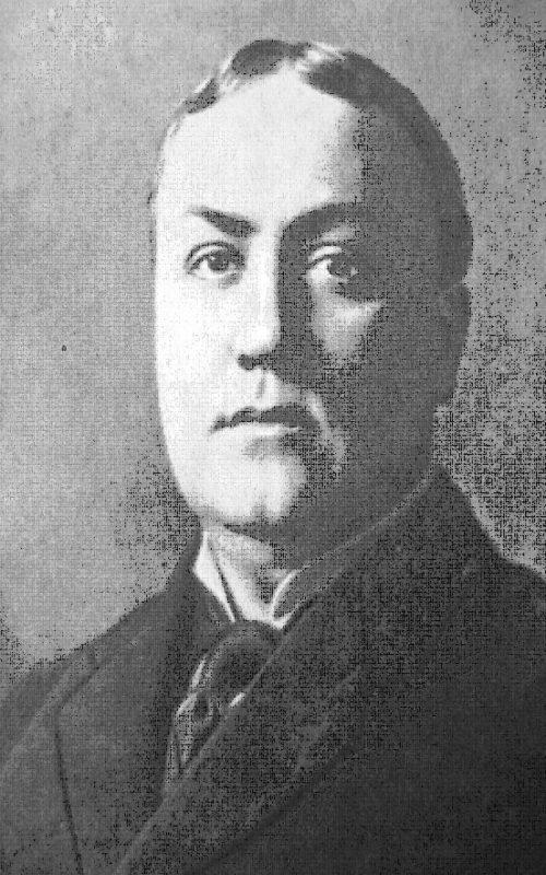 1875-1935                            Модест Менцинський  у 1896 р. закінчив Самбірську                       гімназію4