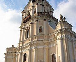 Kostel Mykulynci
