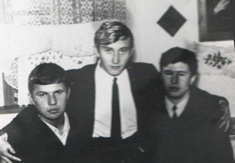 Олександр Астаф'єв, Ярослав Злонкевич, Григорій Сікора, 14 жовтня 1970 року
