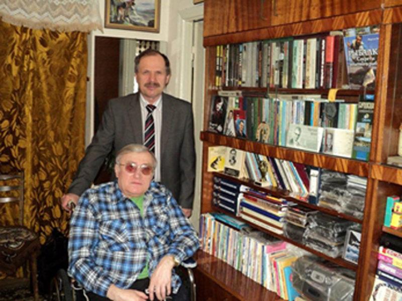Ярослав Злонкевич, Олександр Астаф'єв, 2015 рік.