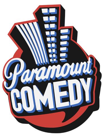 Paramount Comedy logo..