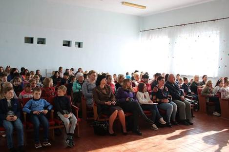 Фестиваль «Світ дитячої книги»