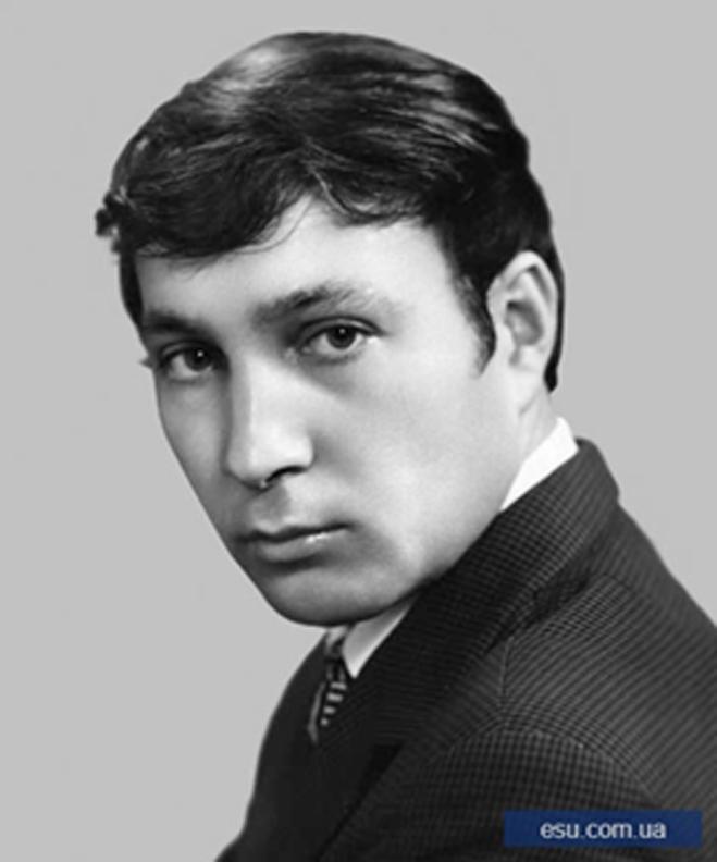 На світлині: Володимир Каліка.