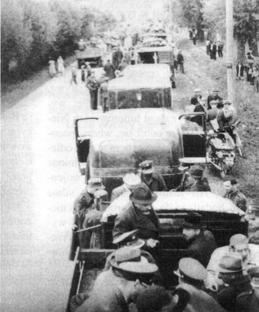 Евакуація Міністерства закордонних справ Польщі та дипломатичного корпусу з Варшави. Перша декада вересня 1939 р.