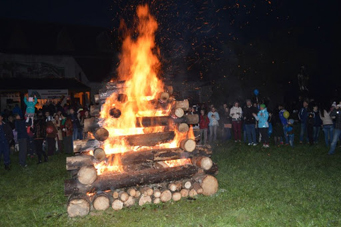 Юріївська ватра у Татарові