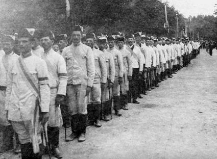 Львів, червень 1914