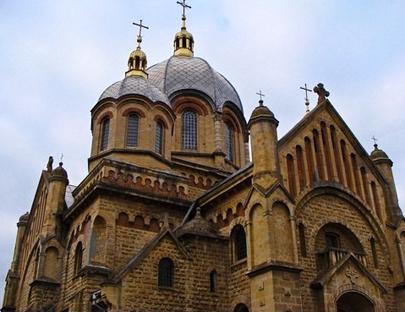 Церква у Товстому