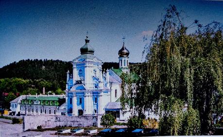 Свято-Миколаївський собор ПЦУ в Кременці. Сучасний вигляд.