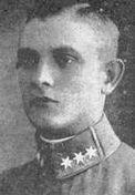 Сотник Галицької Армії Дмитро Паліїв. 1919 р. [10].