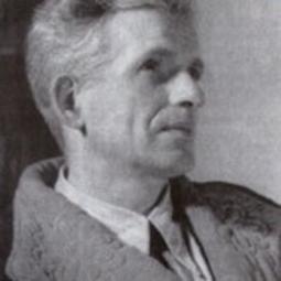 Батько, Остап Селянський, Дрезден, 1945