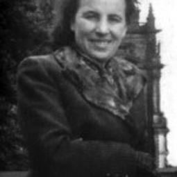 Мати, Стефанія-Марія Селянська, в Дрездені,1944