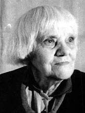 Письменниця Марійка Підгірянка на початку  1960-х роках