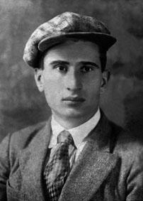 Віктор Лобода. Дніпропетровськ, жовтень 1938 р.